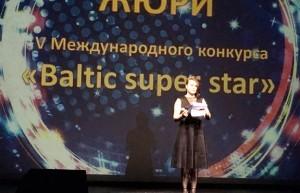 Baltic SuperStar v Petrohradě 2016