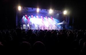 Festivalpark v Hradci Králové rozezní hudba všech žánrů