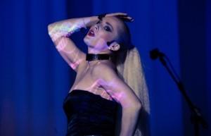 Hanna Pekhart okouzlila běloruské publikum