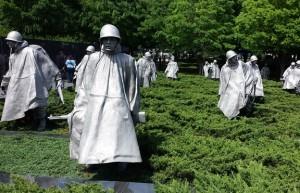 Vojenská služba v Korejích