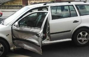 Nevídaný počet autonehod v průběhu léta v západních Čechách