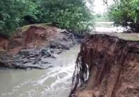 Vydatný déšť zaměstnal hasiče. Na Třebíčsku se protrhla hráz rybníka.Dosud nehodnoceno.