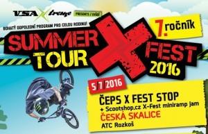 SUMMER X FEST TOUR 2016