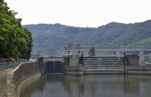 Povodí Labe nechává opravit kulturní památku Masarykova zdymadla