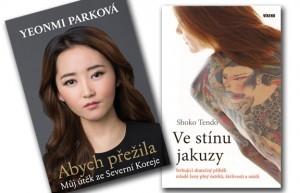 Asijské knižní novinky si našly cestu na český trh