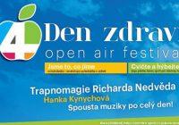 Open Air festival Den zdraví bude v září v TJ Sokol v Podolí                                        5/5(2)