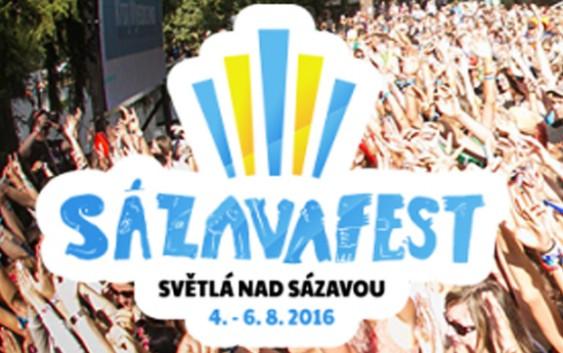 Sázavafest se blíží a přináší vám silný proud hudby