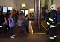 Netradiční návštěva na kladenské hasičské staniciDosud nehodnoceno.
