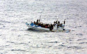 Mezi uprchlíky mizí děti
