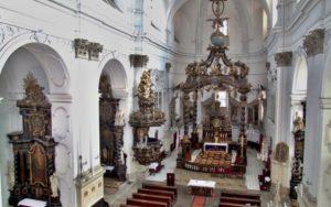 Kulturní lákadla Ústeckého kraje – Basilika v Krupce