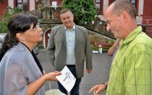 Ministryně práce a sociálních věcí navštívila domovy důchodců