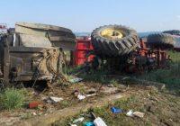 Tragický střet traktoru a vlakuDosud nehodnoceno.