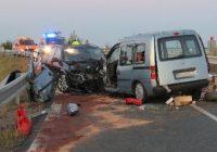 Dopravní nehoda na dálnici si vyžádala čtyři zraněnéDosud nehodnoceno.