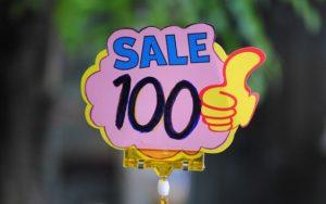Pozor na slevy a akční ceny
