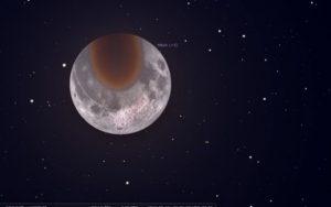 16. září bude zatmění Měsíce