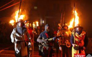 Již od zítra v Táboře zažijte středověk ….