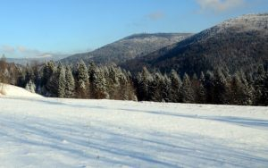 V Krkonoších, Beskydech i Jeseníkách napadne první sníh