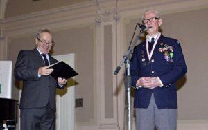 Hana Zagorová a stoletý skaut dostali ocenění