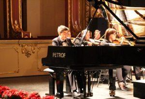 V Ústí nad Labem proběhla mezinárodní hudební soutěž