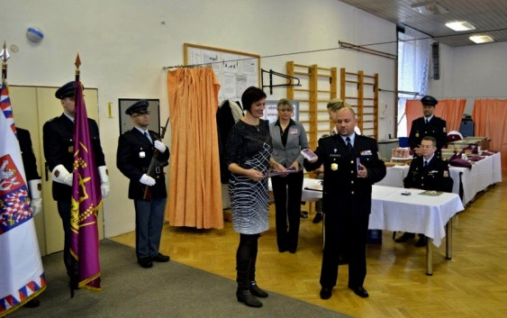 Ředitel věznice ocenil Liberecký kraj