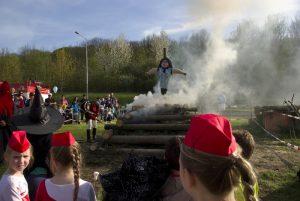 Koloběh roku – dnes slavíme den zářícího ohně Beltine