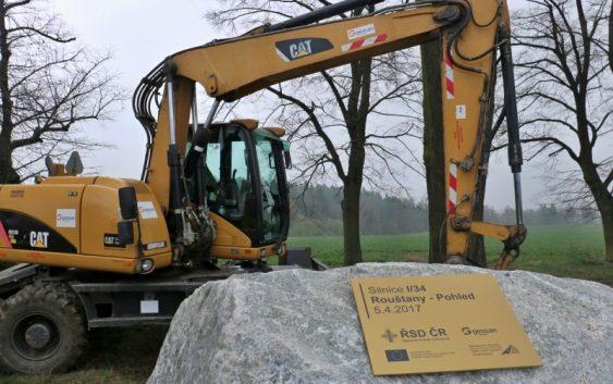 Nebezpečný úsek silnice u Roušťan na Havlíčkobrodsku má být upraven