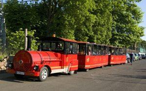 Teplicky Express Humbold zahajuje pravidelnou linku