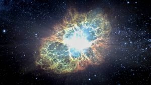 Vesmírný ohňostroj může stát život