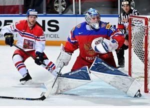Národní hokejový tým dnes přistál v Praze