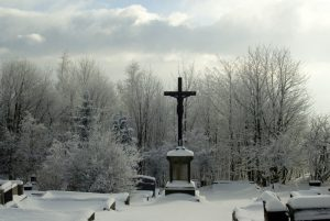 Průvodce tajemnem po Čechách – Horský hřbitov v Krušných horách
