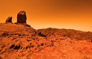 Na Marsu existovaly tsunami