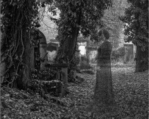 Průvodce tajemnem po Čechách – Duch na hřbitově