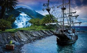 Piráti a jejich poklady – díl 4.
