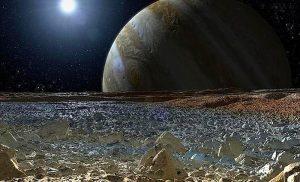 Co žije na Jupiterově měsíci Europa?