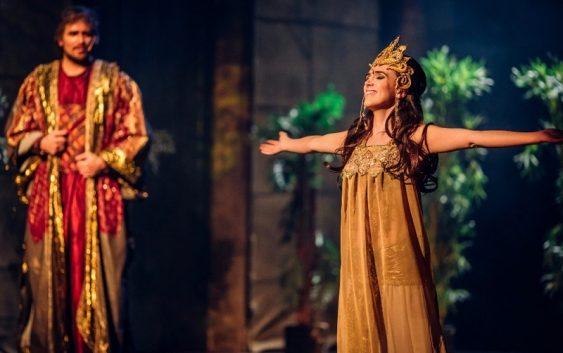 Muzikál Sibyla – Královna ze Sáby