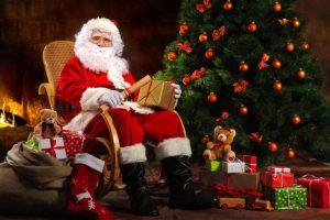 Vánoce, aneb Ježíšek nebo Santa Claus?