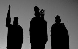 Tři králové. Postavy dějin, či mystická symbolika?