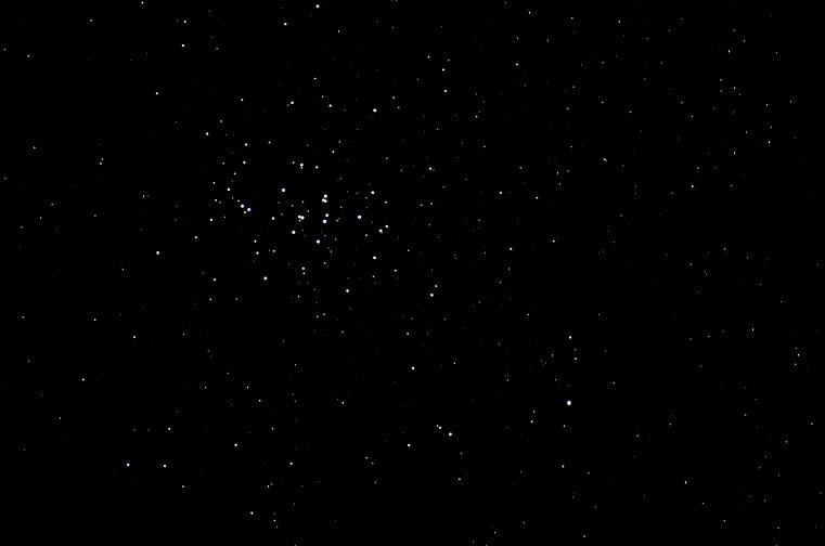 Otevřená hvězdokupa M44 Jesličky