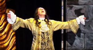 Muzikál Muž se železnou maskou opět plnil divadelní sál