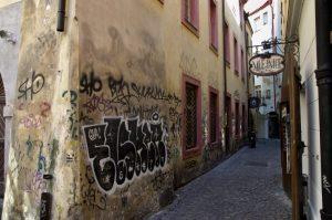 Kde je rudolfínská či kavkovská Praha? Nikde. Už neexistuje.
