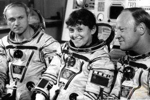 Před 36 lety vystoupila první žena do vesmíru