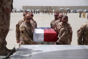 Dnes odpoledne se vrátí do vlasti padlí vojáci z Afgánistánu