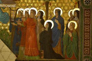 Unikátní umění v Teplicích – Beuronská kaple