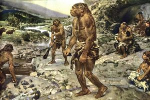 Zatajené archeologické objevy které by změnily vnímání světa a historie – Pravěcí lidé malovali dinosaury
