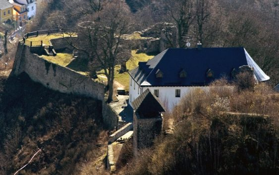 Průvodce tajemnem po Čechách – Duch dívky hledá milého