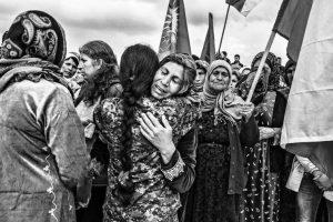 Kurdský národ má zmizet z mapy světa. A kdo je na řadě dál?