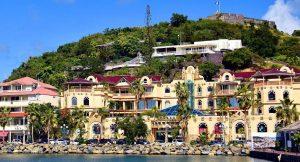 Svatý Martin – ostrov dvou tváří