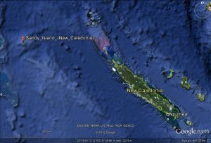 Záhada zmizelého ostrova