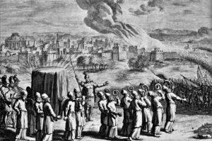Archa úmluvy – artefakt nedozírné síly. Kde se nachází a proč ji nikdo ještě ještě nenašel? Nebo našel? Vrátila se zpět do Jeruzaléma?