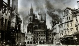 5. květen 1945 – Praha povstala proti německé nadvládě